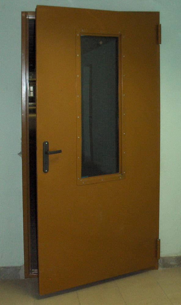 дверь внутренняя противопожарная металлическая цена
