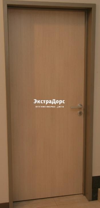 двери противопожарные металлические го