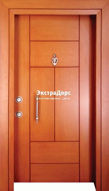 дверь металлическая огнеупорная с установкой
