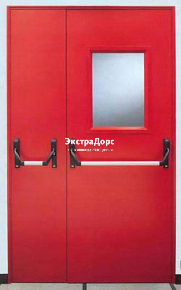 стальные двери с антипаникой