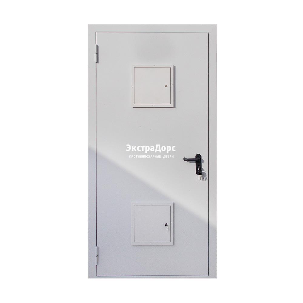 Автоматические двери с антипаникой