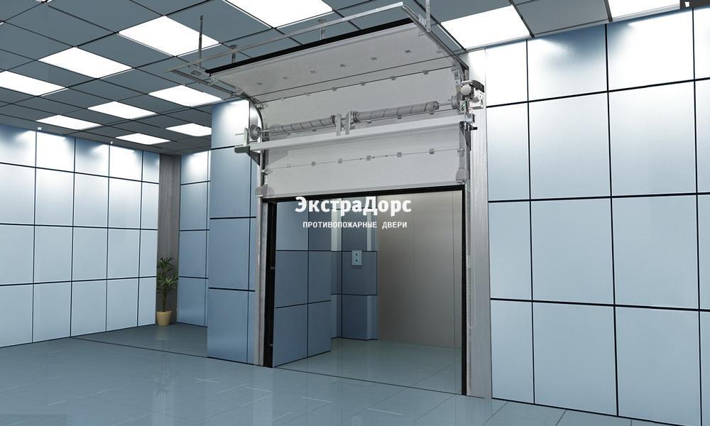 ворота секционные подъемные в сургуте