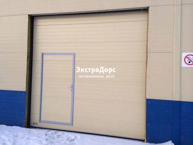 противопожарные ворота ei 150 цена в москве