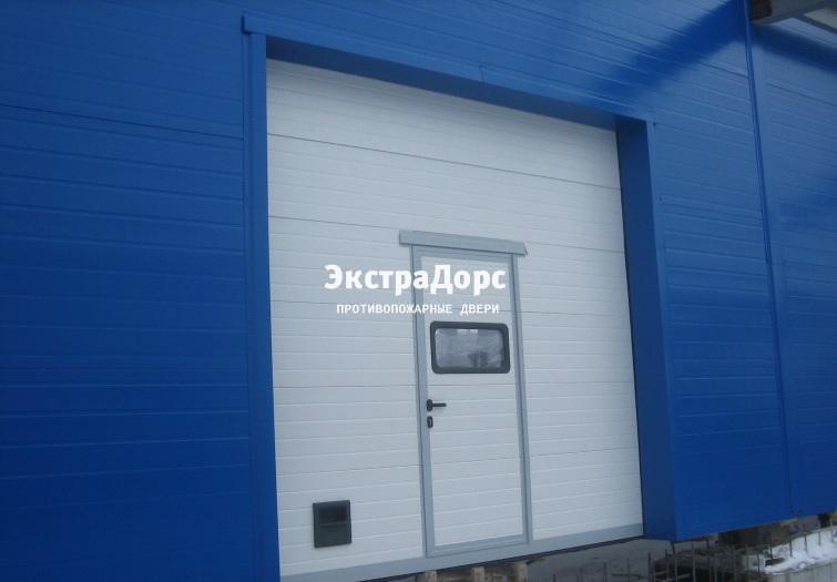 промышленные металлические двери в ногинском районе