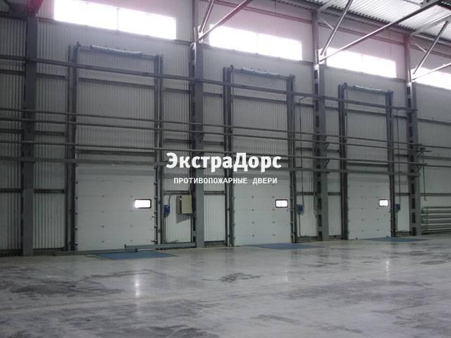 секционные ворота по оптовой цене в г новосибирске