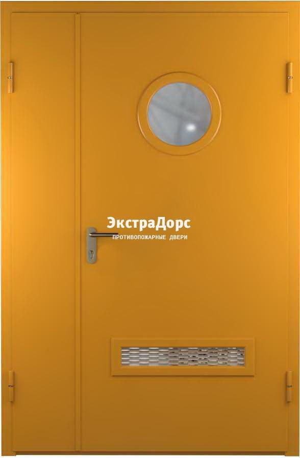 дверь противопожарная стальная стоимость установка