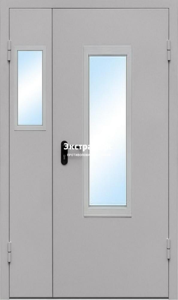 противопожарные и технические металлические двери
